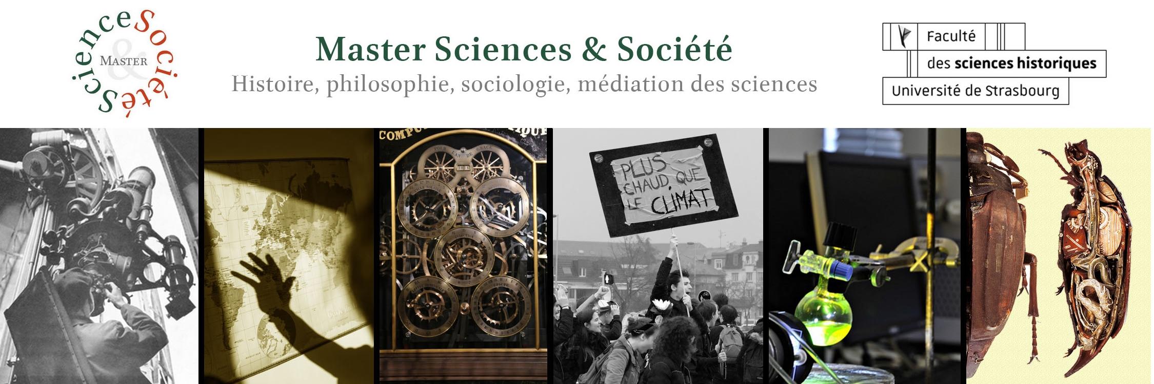 Sciences société